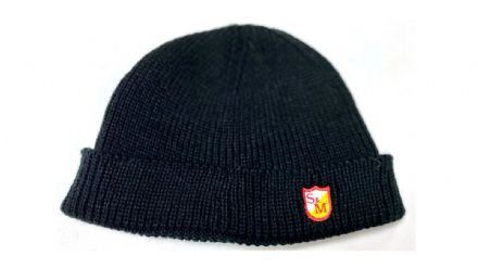 S&M Shorty Beanie Black